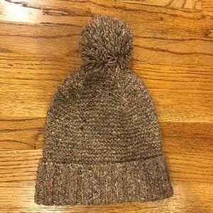 JCrew knit hat
